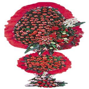 Çelenk 2.5M 250 Çiçek
