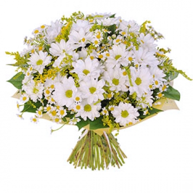 Kır Çiçekleri Buketi