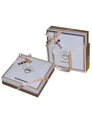 Gourmet Collection Çikolata Beyaz Kutu (170 Gr)