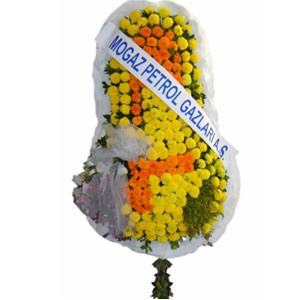 Çelenk Gelin Duvağı 160 çiçek