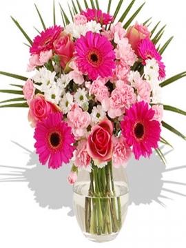 Vazoda Kır  Çiçekleri