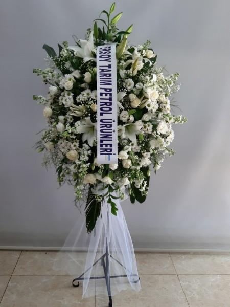 Açılış Düğün Ferforje Çiçek