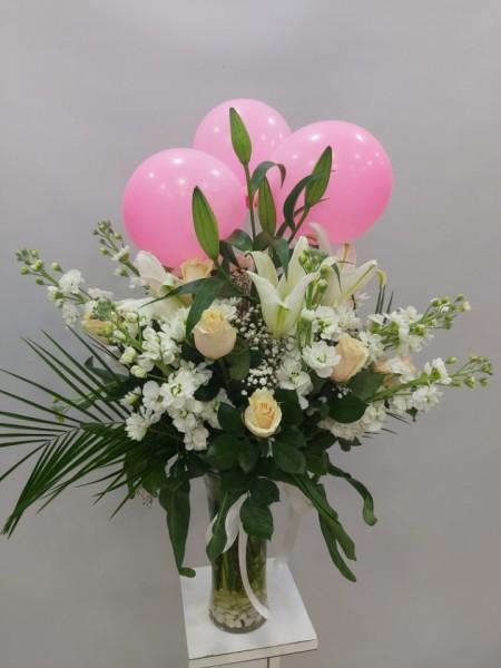 Kız Bebek Çiçekleri