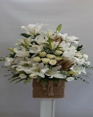 Kutuda Güller Lilyum Özel Tasarım