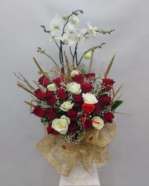 Kız İsteme Söz Nişan Çiçeği İzmir