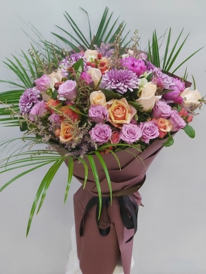 İthal Çiçek İsteme Nişan Söz Çiçeği