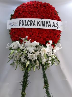 Özel Büyük Cenaze Çelengi