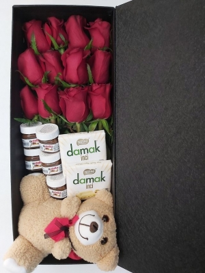 Romantik Sürpriz Hediye Kutusu